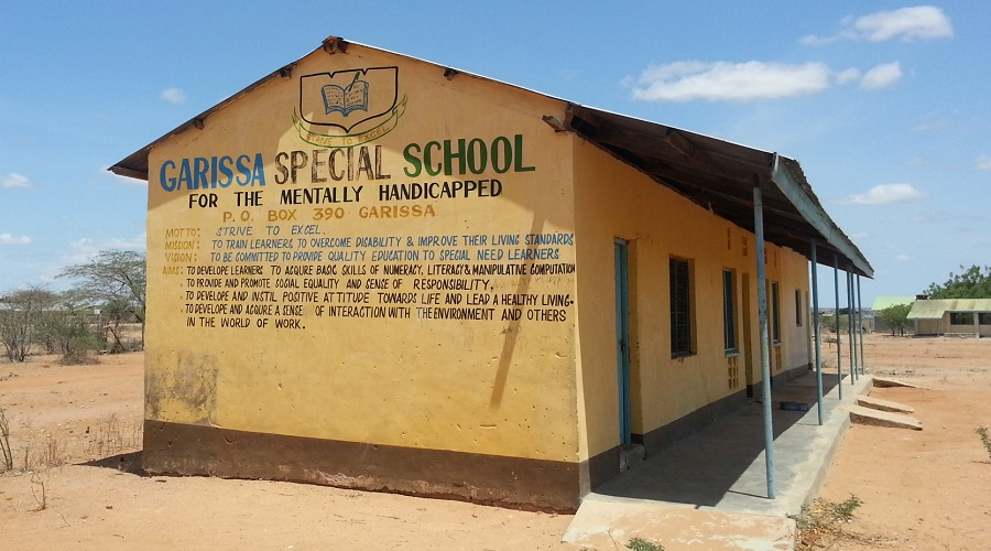 Outreach School for the Disabled