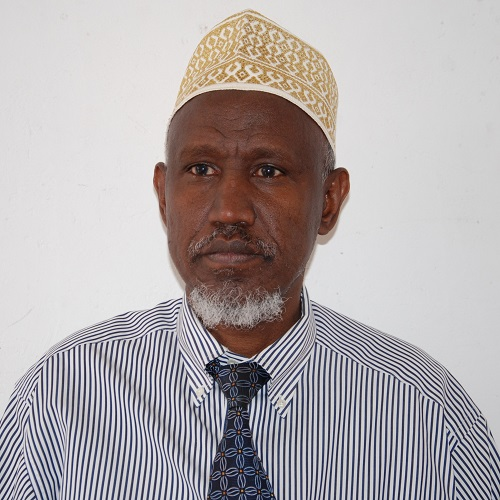 Dr Ibrahim Ali