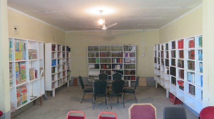 New YMCH Library